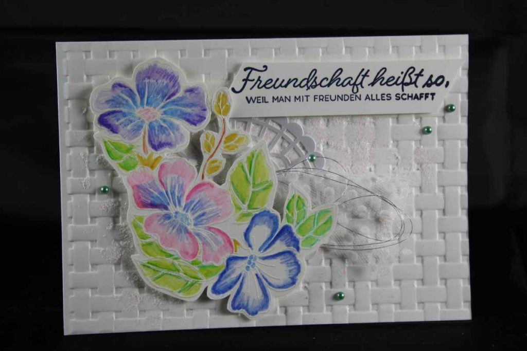 Stampin' Up!, Bloghop kolorieren Team kreativ-format