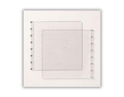 2 Seitenplatten für den Stamparatus
